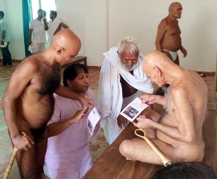 Acharyashri arpitji dak